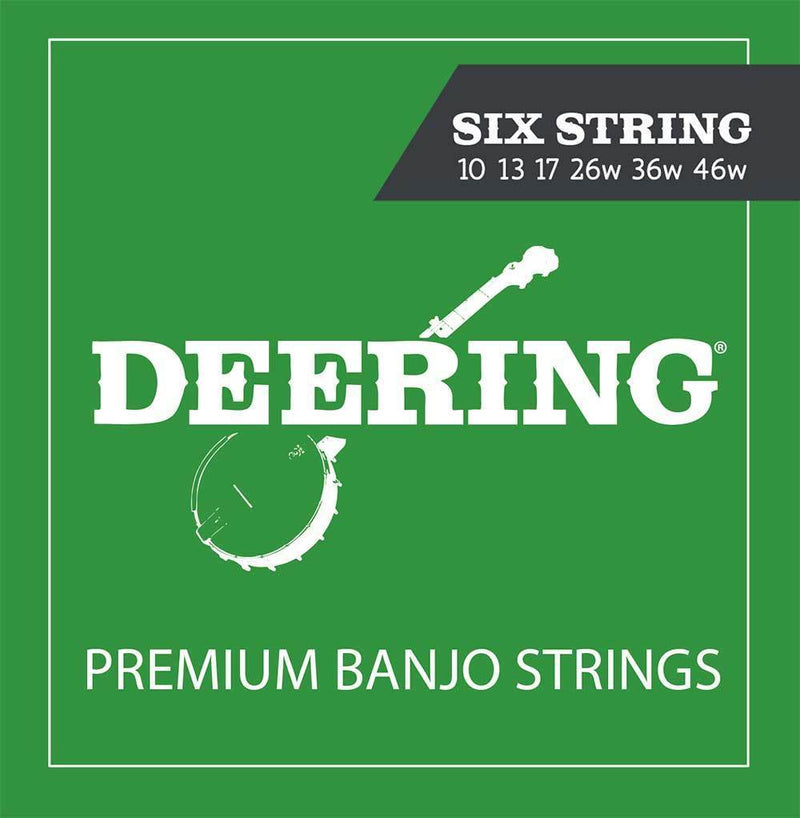 Deering 6-String Banjo Strings Deering Banjo Strings Default