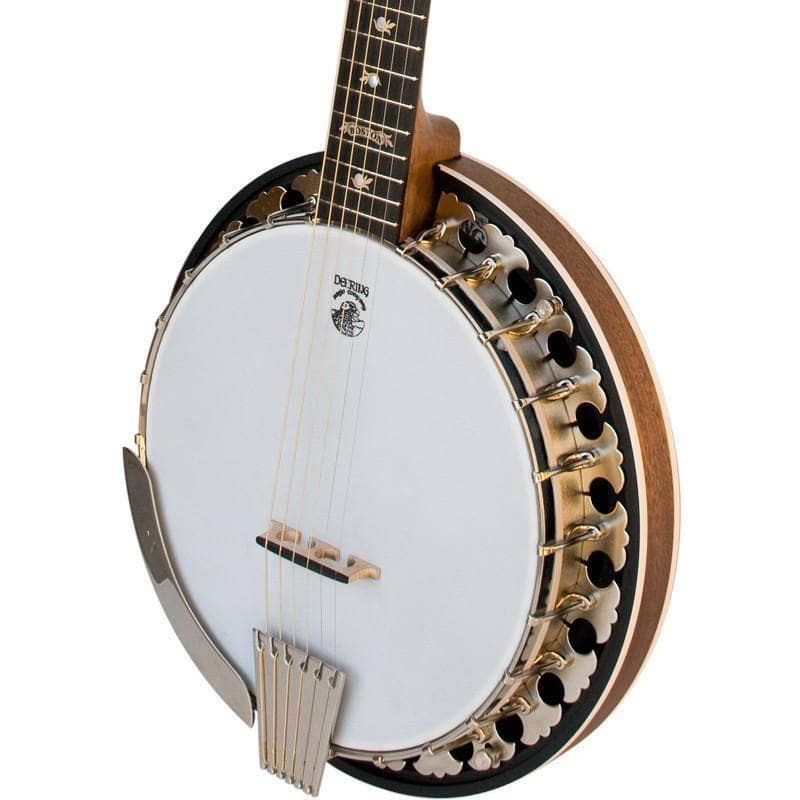 Deering Boston 6-String Banjo - B6 - Banjo Studio