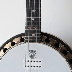 Deering Boston Acoustic/Electric 6-String Banjo - Banjo Studio