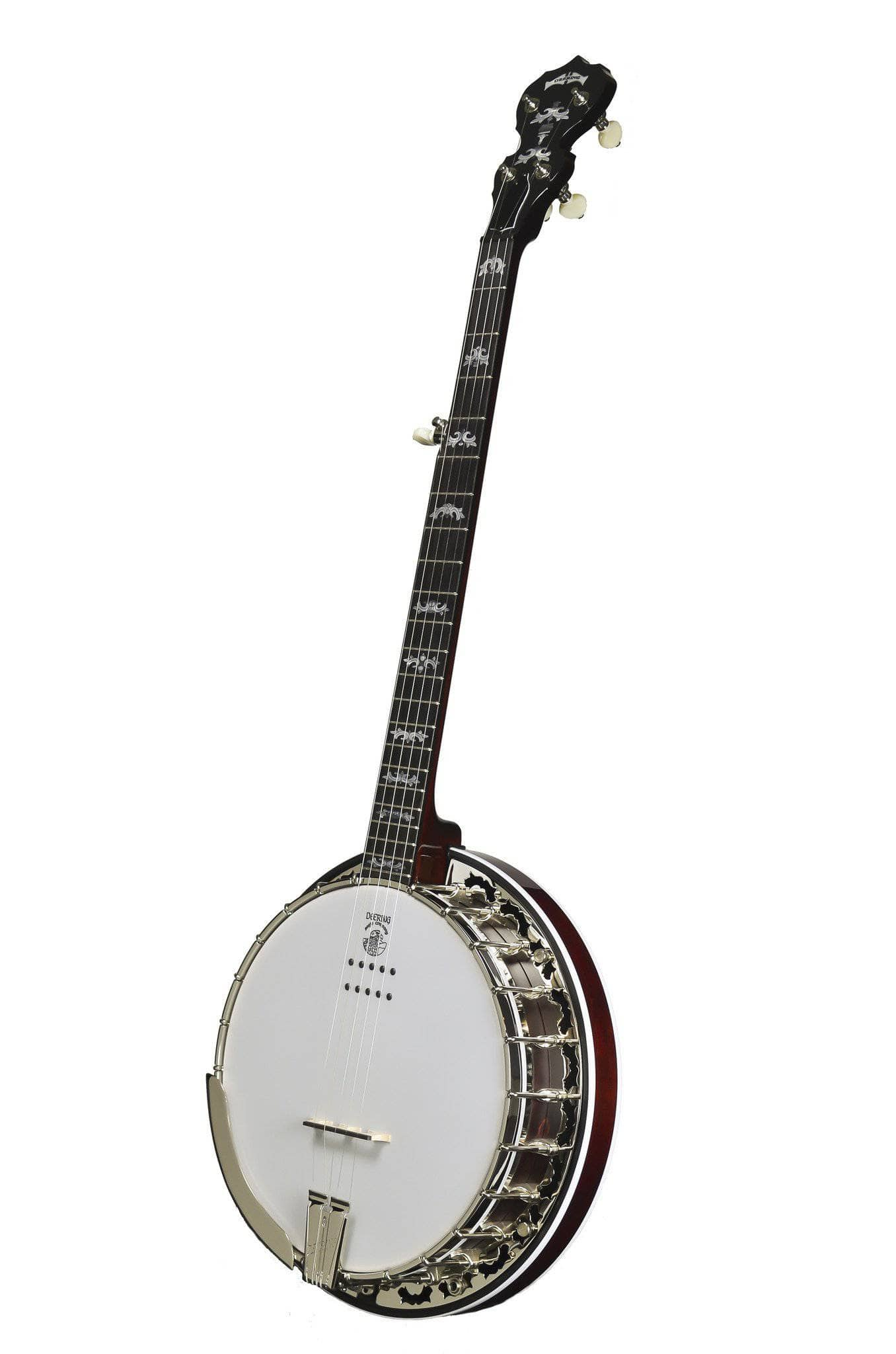 Deering Eagle II Acoustic/Electric 5-String Banjo - Banjo Studio  - 1