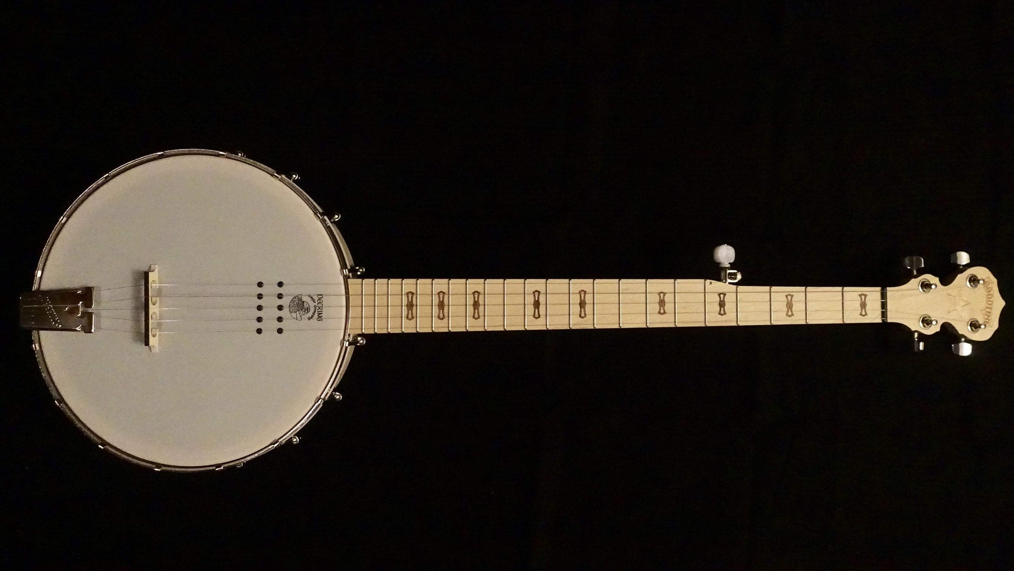Deering Goodtime Acoustic/Electric 5-String Banjo - Banjo Studio