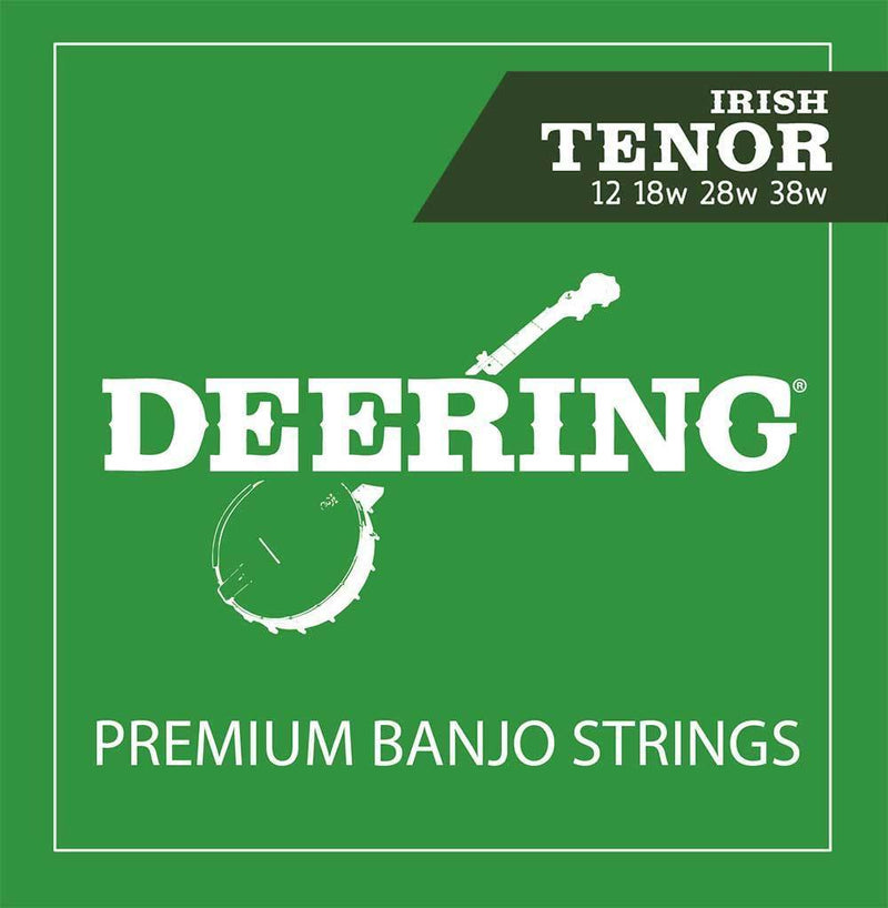 Deering Irish Tenor Banjo Strings Deering Banjo Strings Default
