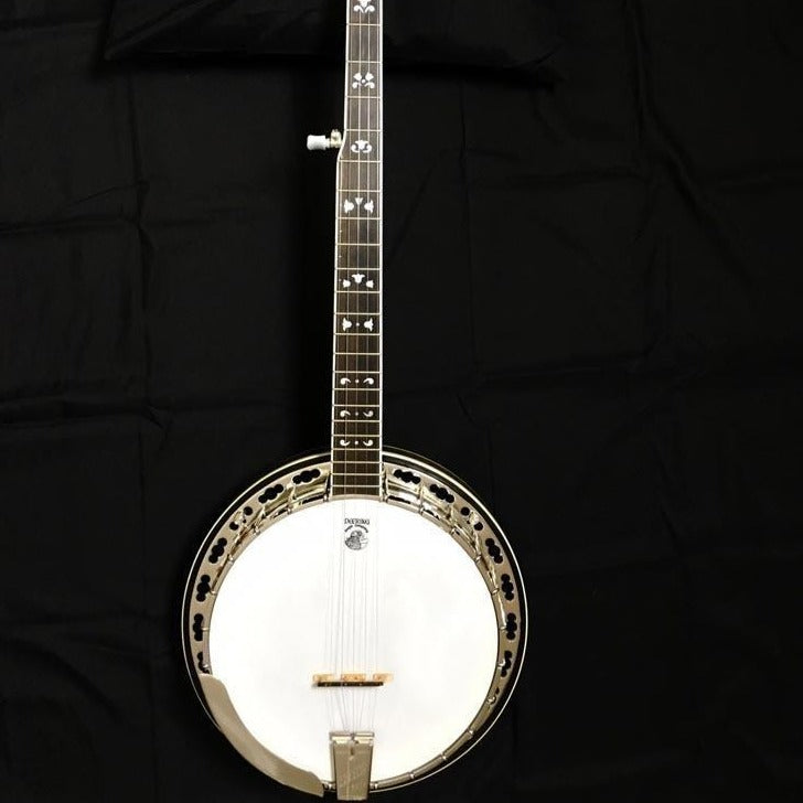 Deering Maple Blossom 5-String Banjo - Used - Banjo Studio