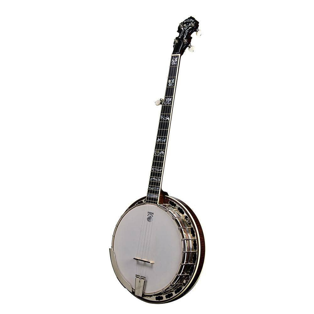 Deering Tenbrooks Saratoga Star with -06- Tone Ring - Banjo Studio