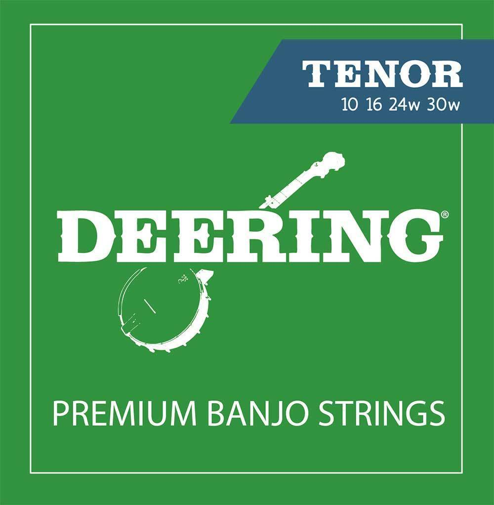 Deering Tenor Banjo Strings - Standard Tuning Deering Banjo Strings Default