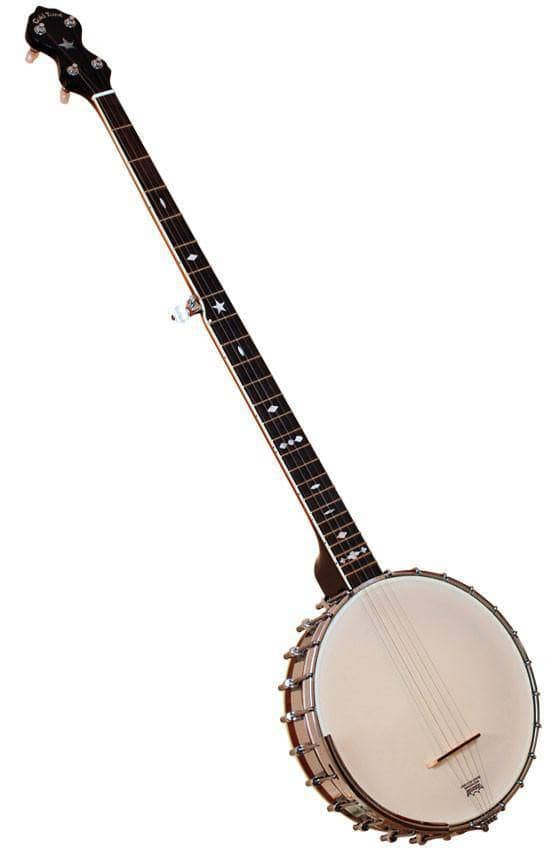Gold Tone OT-800 Long Neck 5-String Banjo - Banjo Studio