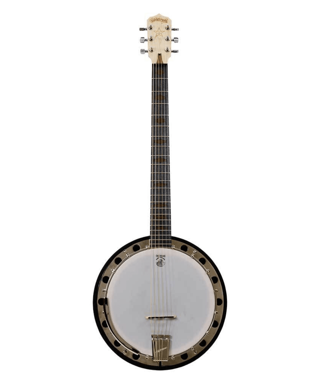 Goodtime Six-R 6 String Banjo - Banjo Studio