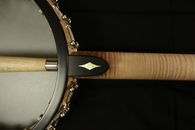Ome North Star 5-String Banjo with Select Curly Maple - Banjo Studio  - 15