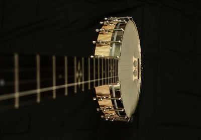 Ome North Star 5-String Banjo with Select Curly Maple - Banjo Studio  - 20