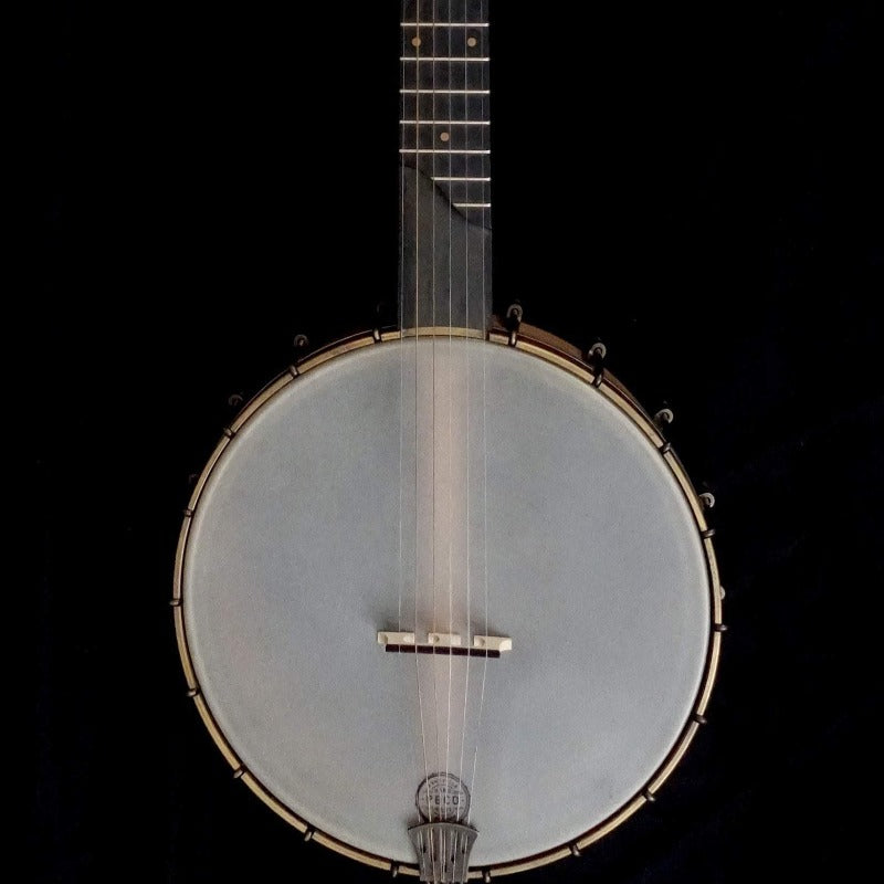 Pisgah 6 String Banjo with Cherry Neck and Tubaphone Tone Ring
