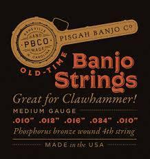 Pisgah Banjo Strings