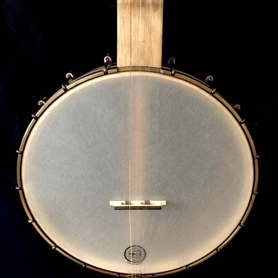 Pisgah Fretless Walnut Possum 5-String Banjo