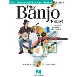 Play Banjo Today - A complete guitde to the basics - Banjo Studio