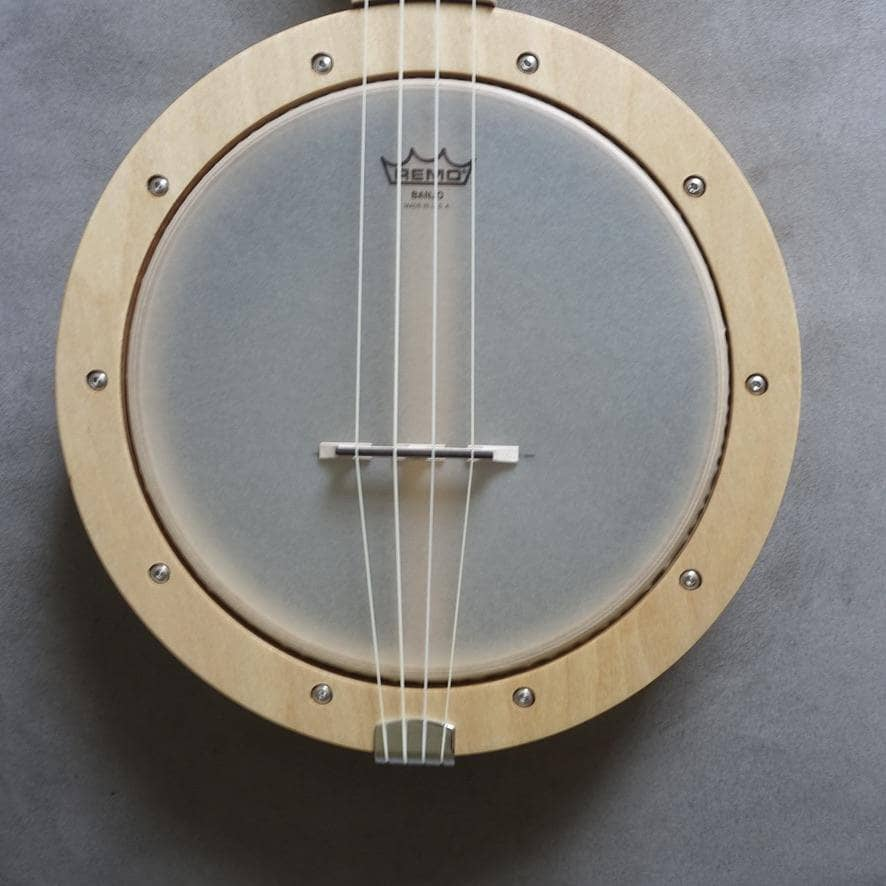 Tenor Firefly Banjo Ukulele M70 with Geared Tuners