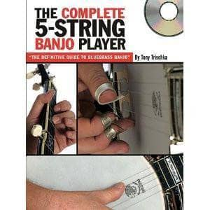The Complete 5-String Banjo Player by Tony Trischka - Banjo Studio