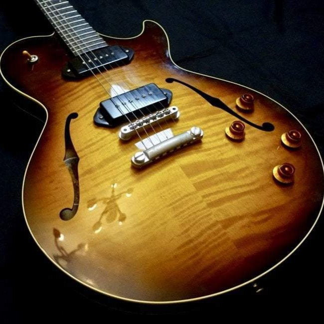 Used Collings SoCo Tobacco Sunburst Electric Guitar
