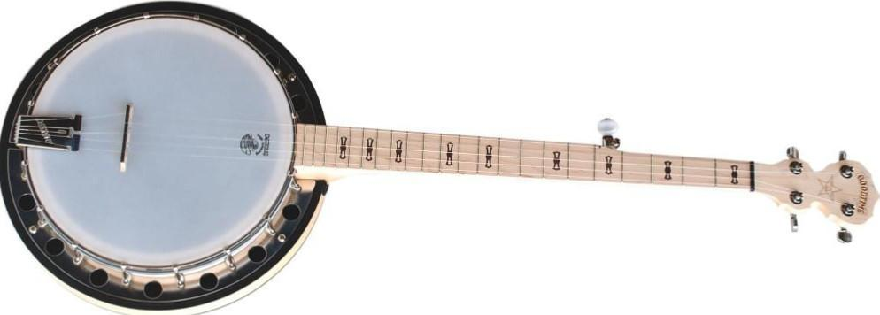 Used Deering Goodtime Two Left Handed Banjo - Banjo Studio