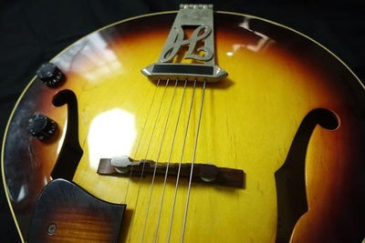 Used Heritage 575 Archtop Guitar