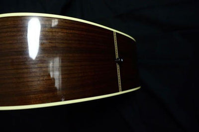 Used Santa Cruz H 14 Guitar - Banjo Studio  - 3