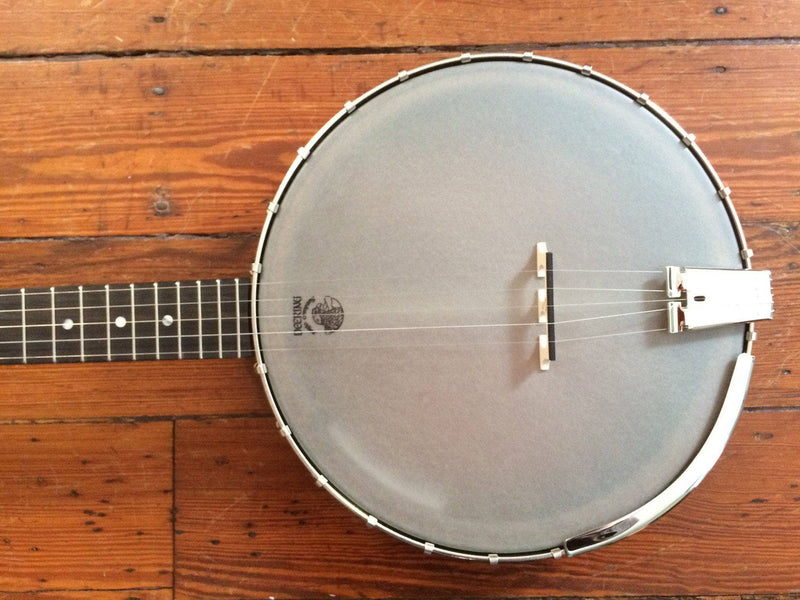 "Vega Little Wonder Banjo with 12"" Rim - Banjo Studio  - 1"