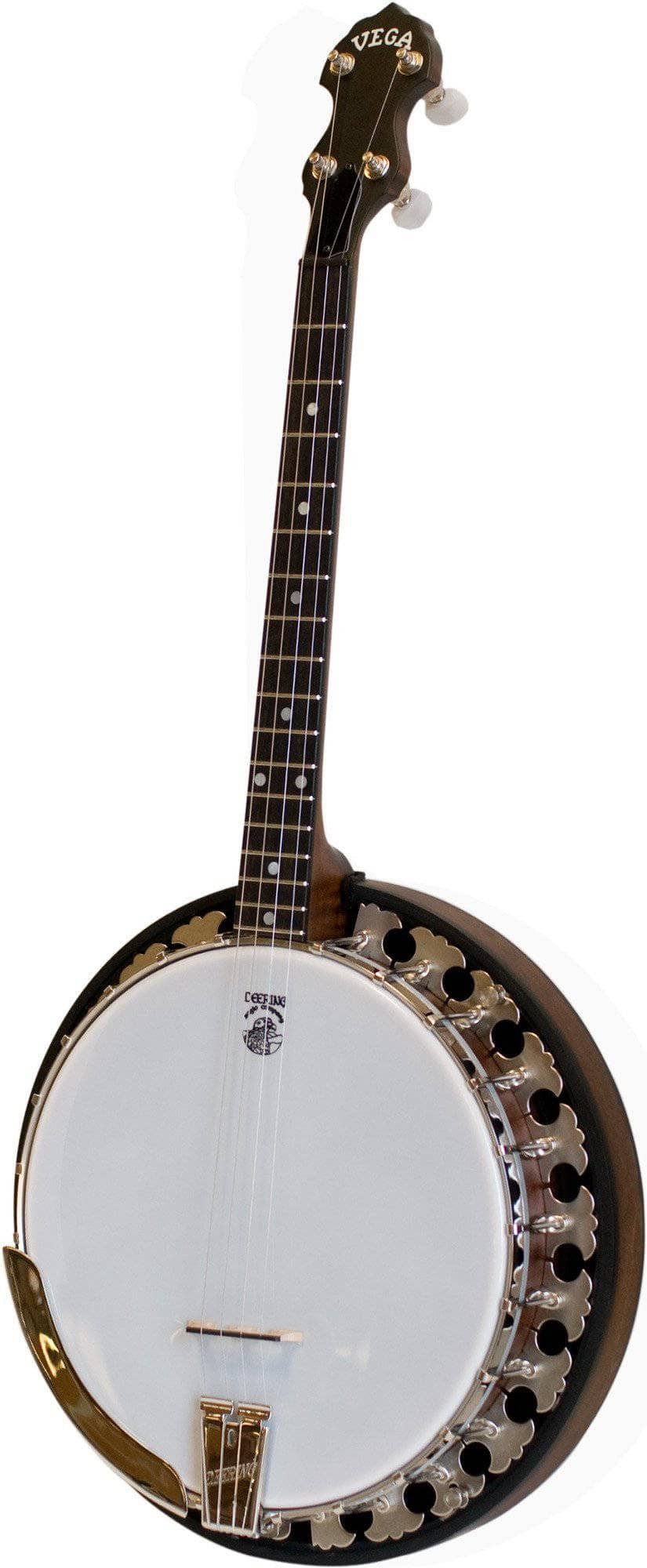 Vega Senator 17-Fret Irish Tenor Banjo w/Resonator - Banjo Studio  - 1