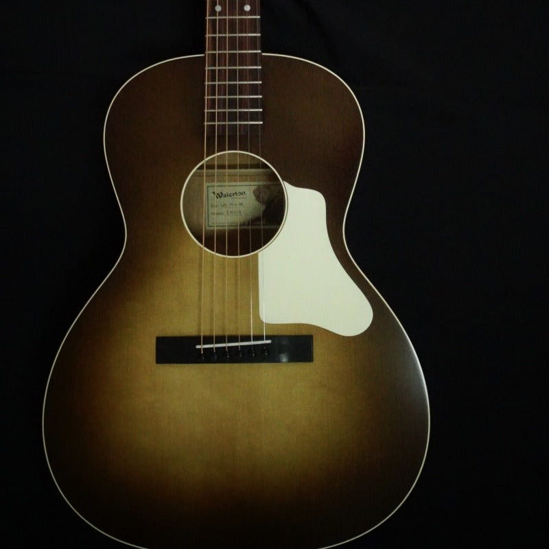 Waterloo WL-14 X with Custom Boot Burst by Collings Guitars
