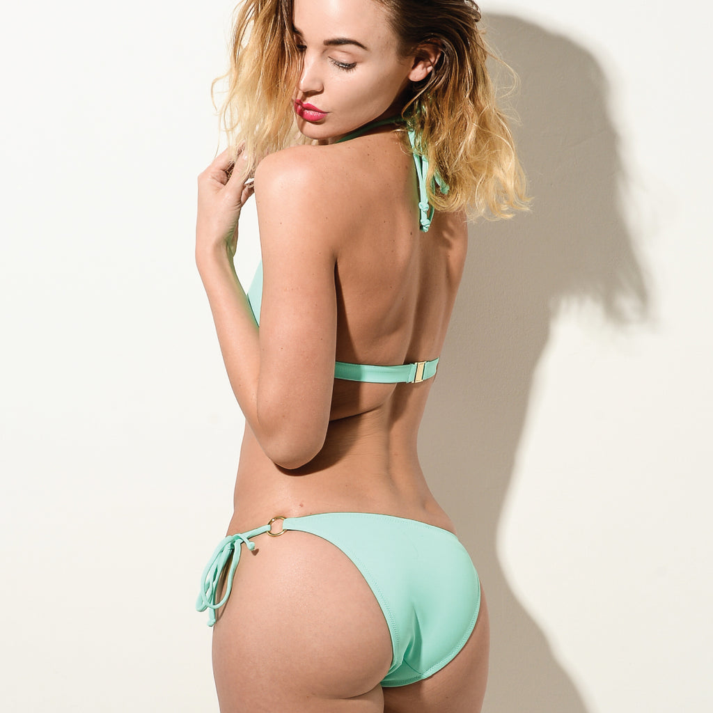 Collection Four Resort Green Triangle Bikini