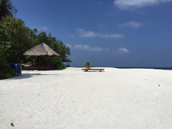 Banyan Tree, Vabbinfaru, Maldives - Beach