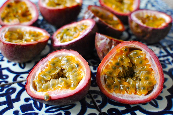 passion fruit - todivefor sundowner - Indian summer cocktail