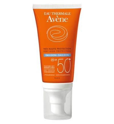 Avene's High Protection Emulsion