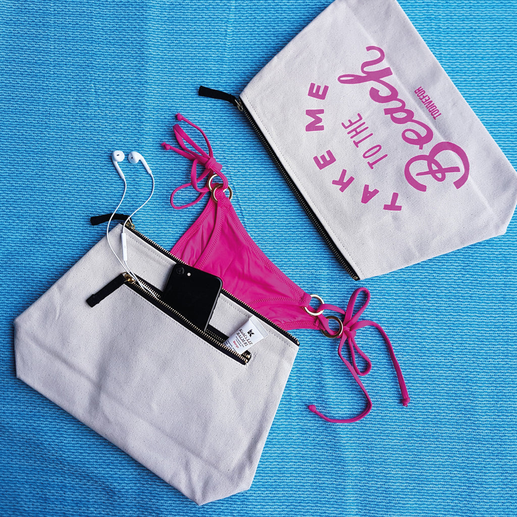 BIKINI BAG | TAKE ME TO THE BEACH