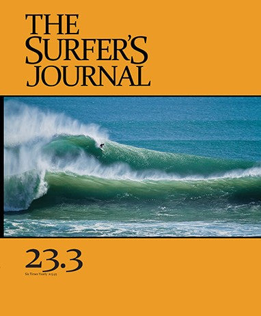 The Surfer's Journal Volume 23 No. 3