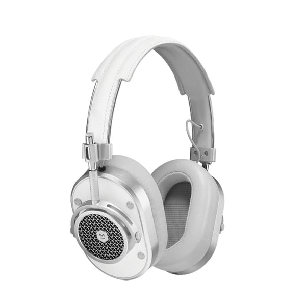 MH40 Over Ear Headphones | White