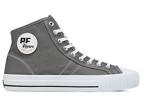 Made in USA Center Hi | Grey