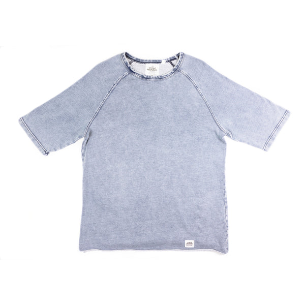 Disjoin Sweat Raglan | Slate Blue