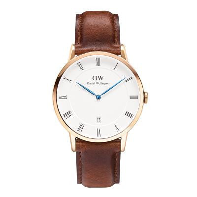Dapper St. Mawes 38mm | Rose Gold