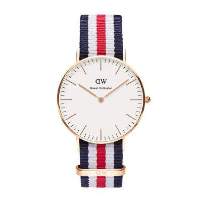Classic Canterbury 36mm | Rose Gold