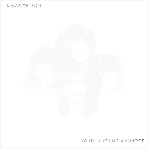 The Kings Of Leon Youth And Young Manhood 180g 2LP