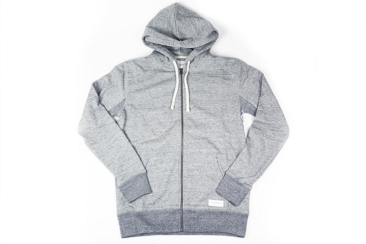 JP Hoodie | Grey Heather