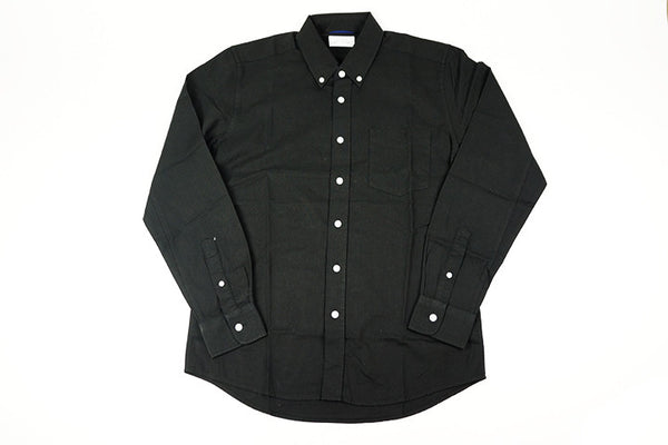 Crosby Oxford Shirt | Black