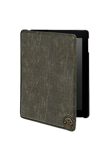 The Waxed iPad Case