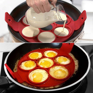 Egg & Pancake Mold - SuperCoolTrends