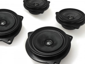 Stage One for 2010-2011 BMW 3 Series Sedan with Base Audio (E90) COAXIAL UPGRADE