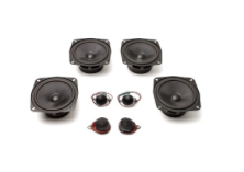 Stage One for 1996 - 2003 BMW 5 Series Sedan - All Audio Systems - E39