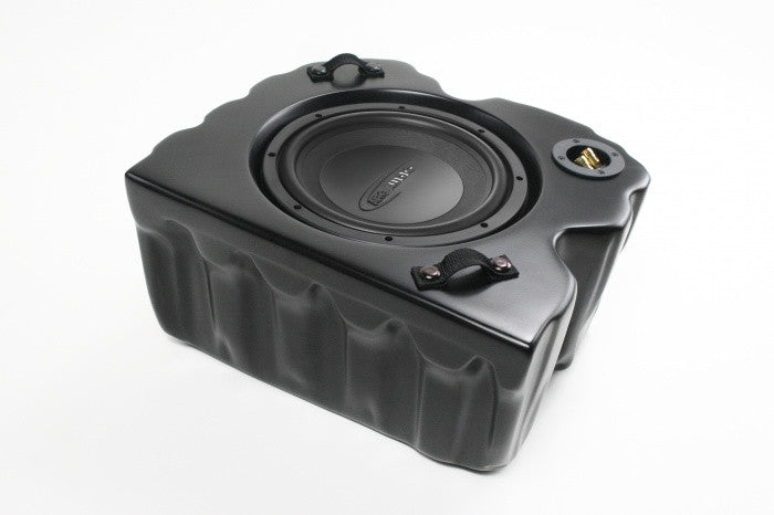 Bavsound UF110 E90/E91/E92/E93 Subwoofer System WITHOUT Amplifier NOT COMPATIBLE WITH M3/335i/s/d