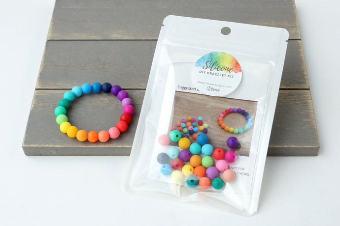 Rainbow Bright DIY Bracelet Kit