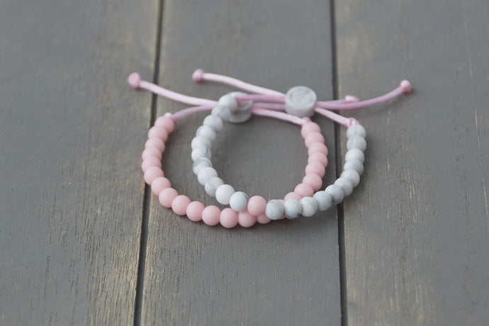 Soft Pink Marble Set (Mini)