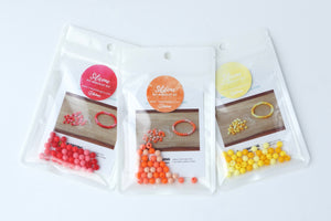 Yellow Ombre *MINI* DIY Bracelet Kit