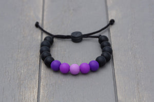 Dark Ombre Party Pack (5 bracelets)
