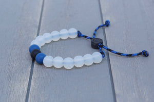 Glacial Paracord with Accents Collection